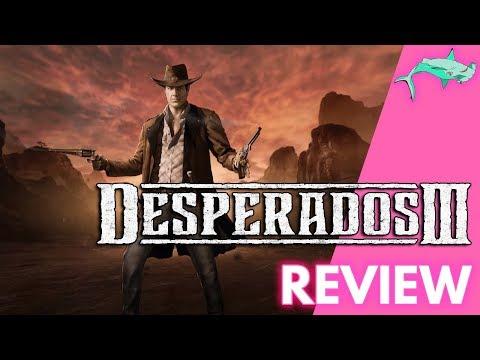 Should You Play Desperados Iii Desperados Iii Review Pcgaming