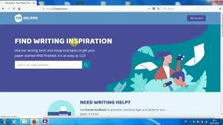 find essays online free