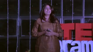 My love affair with Bras  | Arpita Ganesh | TEDxKoramangalaWomen