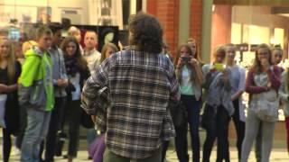 Flash Mob Jekyll&Hyde - Stary Browar 04.10.14, g.15.00