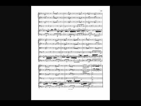 Bach. Concerto V in f minor. Ursula Ingolfsson-Fassbind, piano