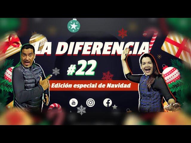 LA DIFERENCIA #22 ESPECIAL DE NAVIDAD