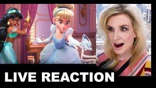 Wreck It Ralph 2 Trailer REACTION
