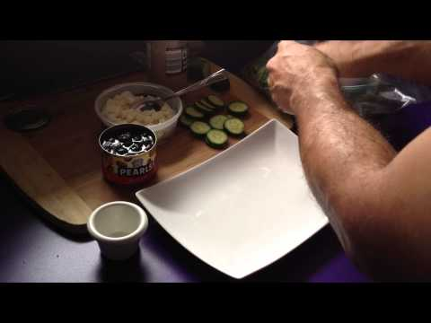 Greek Shrimp Salad Cooking Video