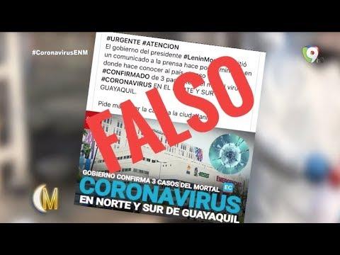 """El Coronavirus: """"Toda la verdad detrás de las especulaciones con los expertos"""" en La Mesa"""
