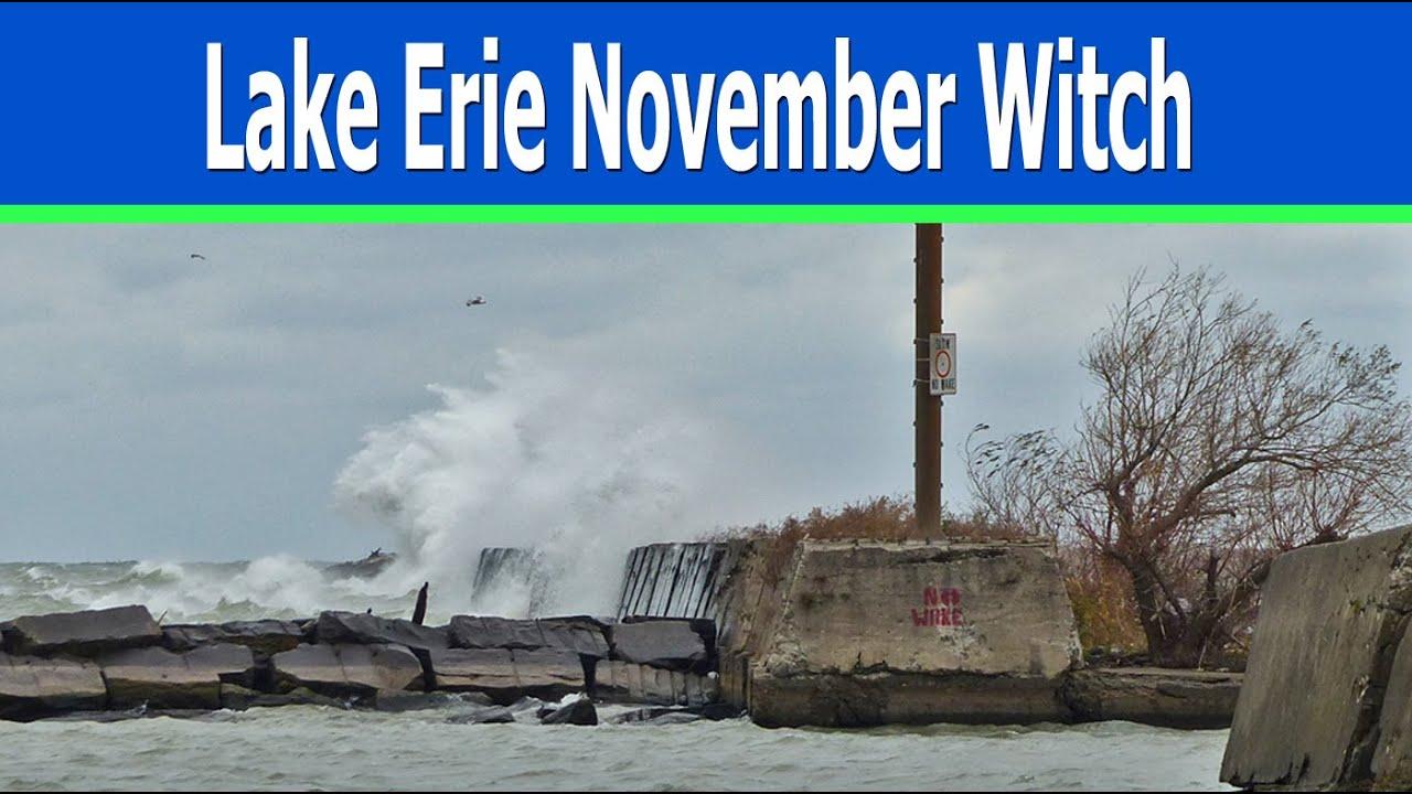 Lake Erie November Witch