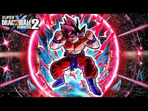 NEW DBZ ANIME STYLE KAIOKEN GOKU SKILL! Dragon Ball Xenoverse 2 Kaioken Goku Remake Gameplay
