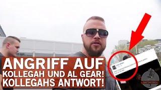 Angriff auf Kollegah und Al Gear! | Kollegahs Antwort!