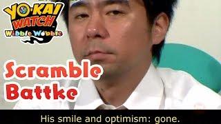 Yo-kai Watch Wibble Wobble — Yo-Another Yo-Scramble Yo-Battle Yo-Livestream