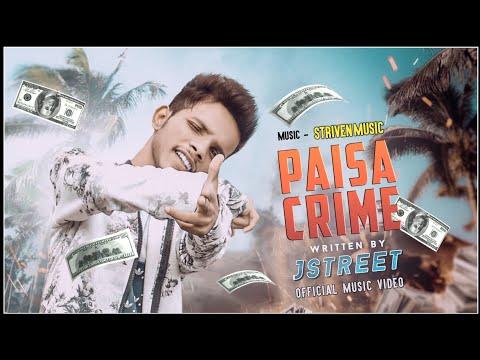 J Street — Paisa Crime   Official Music Video
