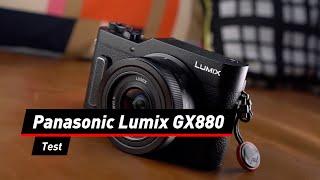 Kleiner geht es kaum: Panasonic Lumix GX880