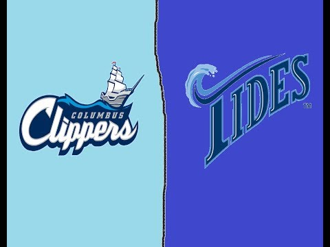 Columbus Clippers vs Norfolk Tides