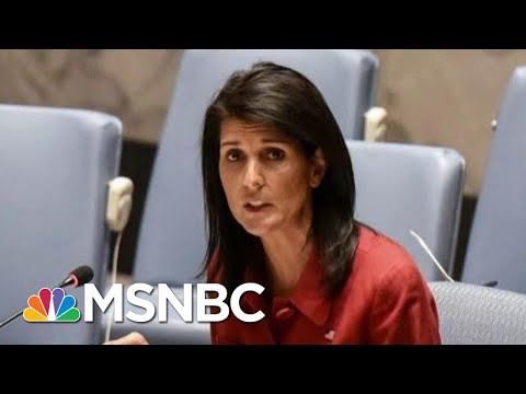 Joe: Nikki Haley Has Chosen To Lie For Trump | Morning Joe | MSNBC