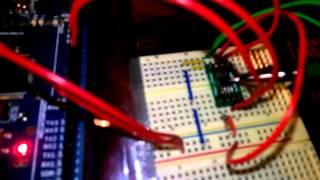 видео Цифровой резистор AD8400. Немного про HAL