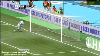 Спартак - Динамо 1-5 Обзор матча (25-11-2012)