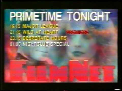 Break on FilmNet (90s): KTV and program listing
