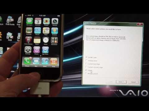 3.1.3 Jailbreak/Unlock Iphone 2g, 3g & Ipod Touch 1st gen and 2nd gen with Redsnow