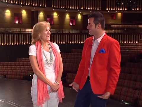 TravelnWrite: Celebrity's Sue Denning: She's Got Talent(s)!
