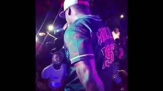 Khaligraph Jones performance in Bamburi Mombasa