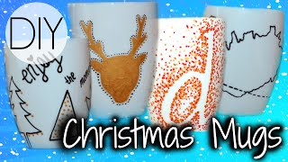 DIY Christmas Mugs/Gifts Thumbnail