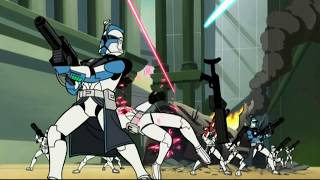 Star Wars: Clone Wars (2003) - Volumen 1 [HD/Español Latino]