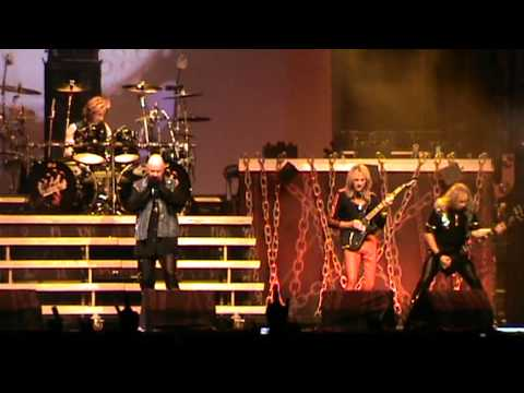 JUDAS PRIEST - Epitath Tour in Belo Horizonte 2011