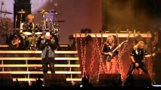JUDAS PRIEST - Epitath Tour in Belo Horizonte 2011
