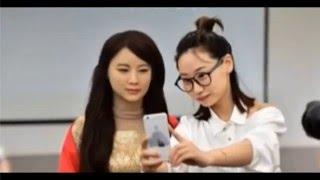 Wow...!!! Kecantikan Robot Ini Mengalahkan Artis Korea Tercantik