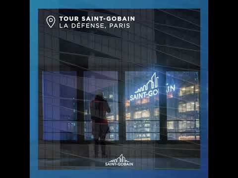 Camera day: la Tour Saint-Gobain sous tous les angles !