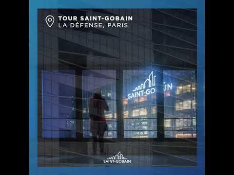 Camera day: la Tour Saint-Gobain sous tous les angles !