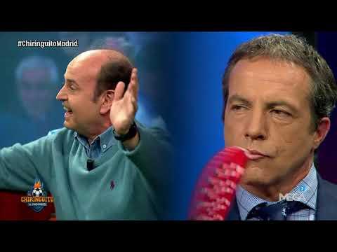 """Juanma Rodríguez le canta a Cristóbal Soria: """"¿DÓNDE ESTÁ CR7? ¿CR7 DÓNDE ESTÁ?"""""""
