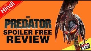 THE PREDATOR : Movie Review [Explained In Hindi]