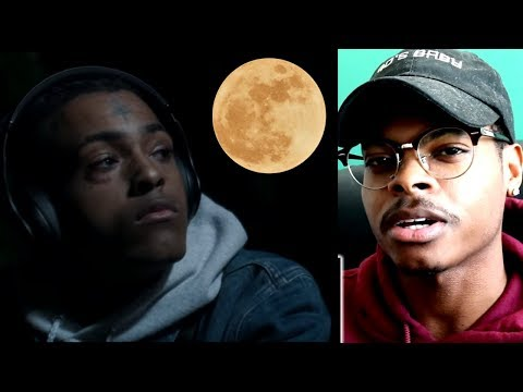 Beautiful | XXXTENTACION - MOONLIGHT (OFFICIAL MUSIC VIDEO) | Reaction streaming vf