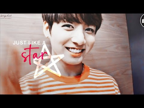 Jungkook • Just like a star