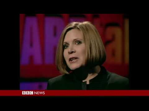 BBC HARDtalk - Carrie Fisher - Actress (2000)