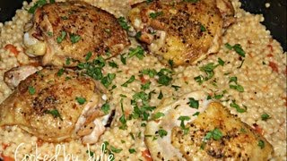 Chicken And Couscous - Cooked By Julie - Episode 22