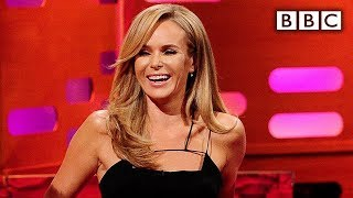 Amanda Holden does a headstand – The Graham Norton Show – Series 15: Preview – BBC One
