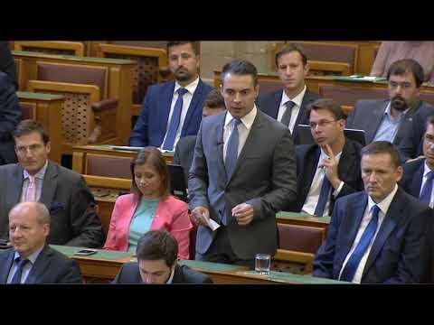 Vona Gábor válasza Orbán Viktor napirend előtti felszólalására (2017.09.18.)