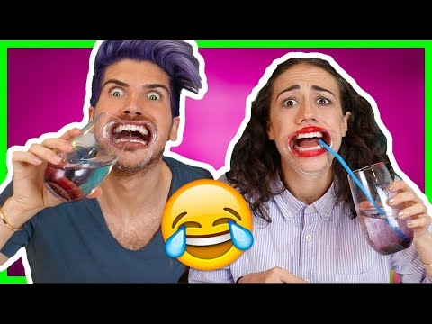 Download Youtube: MOUTH GUARD CHALLENGE w/MirandaSings
