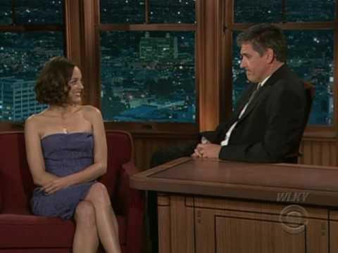 Marion Cotillard on Craig Ferguson 2009.06.22 (HQ)