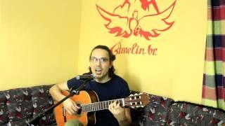 Луч солнца золотого - на гитаре