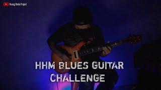 HHM Blues Guitar Challenge 2020 Acink Palopo