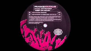 Frankie Knuckles ft Nicki Richards - Keep On Movin (Definity Records 2001)