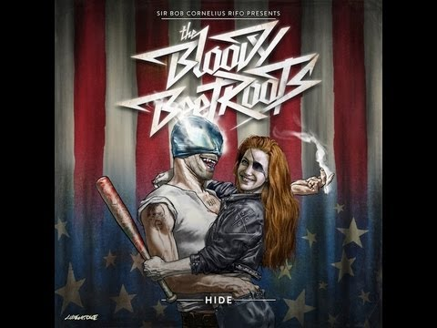 """Download The Bloody Beetroots & Sam Sparro - Glow In The Dark """"Hide"""""""