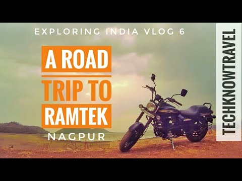 Ramtek Road Trip | Khindsi Lake | Nagpur Travel Video | Exploring India Vlog 6
