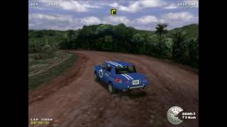 V-Rally 2 Expert Edition (PC) - Renault 8 Gordini in Indonesia