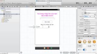 Lập trình iOS - 8 - Cơ bản về lập trình ứng dụng iOS