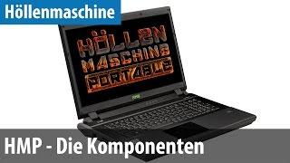 Höllenmaschine Portable - Die Komponenten | deutsch / german