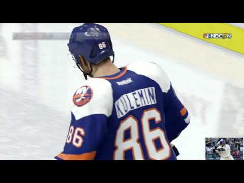 NHL 16 Shootout Commentary Ep.12 New York Islanders