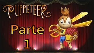 Puppeteer [PT-BR] - Parte 1 - Kutaro, o Marionete